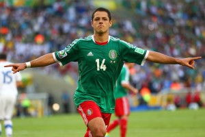 Javier Hernandez (Photo Courtesy of Zimbio)