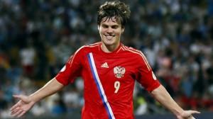 Alexander Kokorin (Photo Courtesy of Futbol Grad)