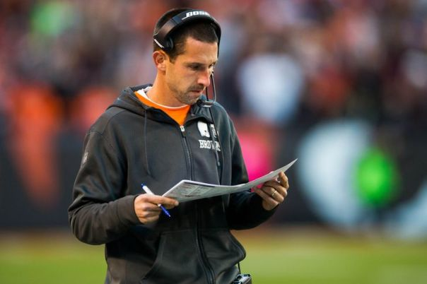 Kyle Shanahan  (Photo Courtesy of Ken Blaze-USA TODAY Sports)