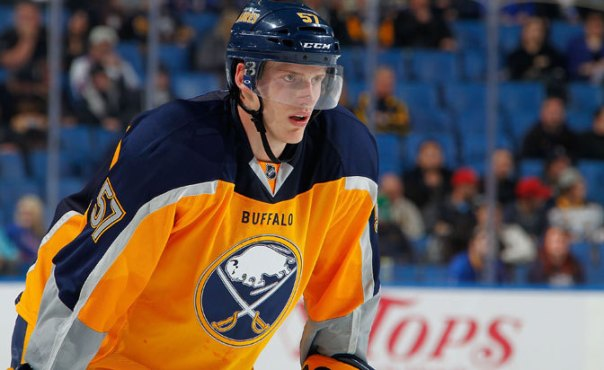 Former Sabres Defenseman Tyler Myers  (Photo Courtesy of NHL.com)