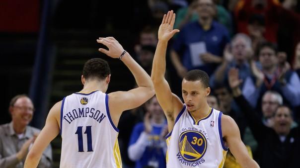 The Splash Brothers (Photo Courtesy of NBA.com)