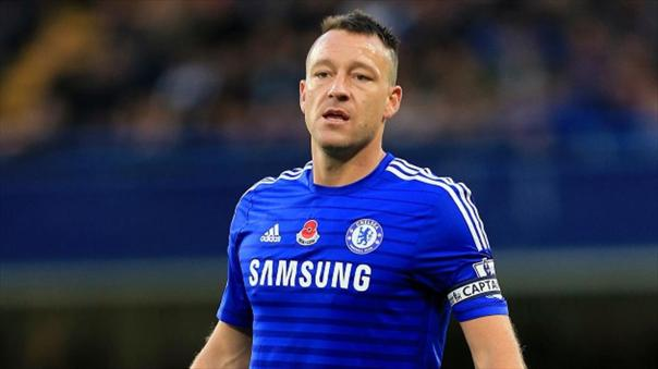 The Premier League title is Chelsea's and John Terry's to lose (Photo Courtesy of Eurosport)